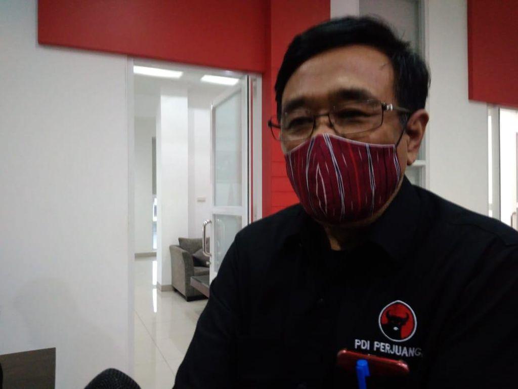 Mega Soroti Kepala Daerah di Sumut Banyak Korupsi, Djarot: Ini Tantangan