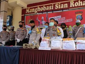 Sekap-Rampok Pemilik Toko Grosir, 2 Pria di Tapteng Ditangkap Polisi