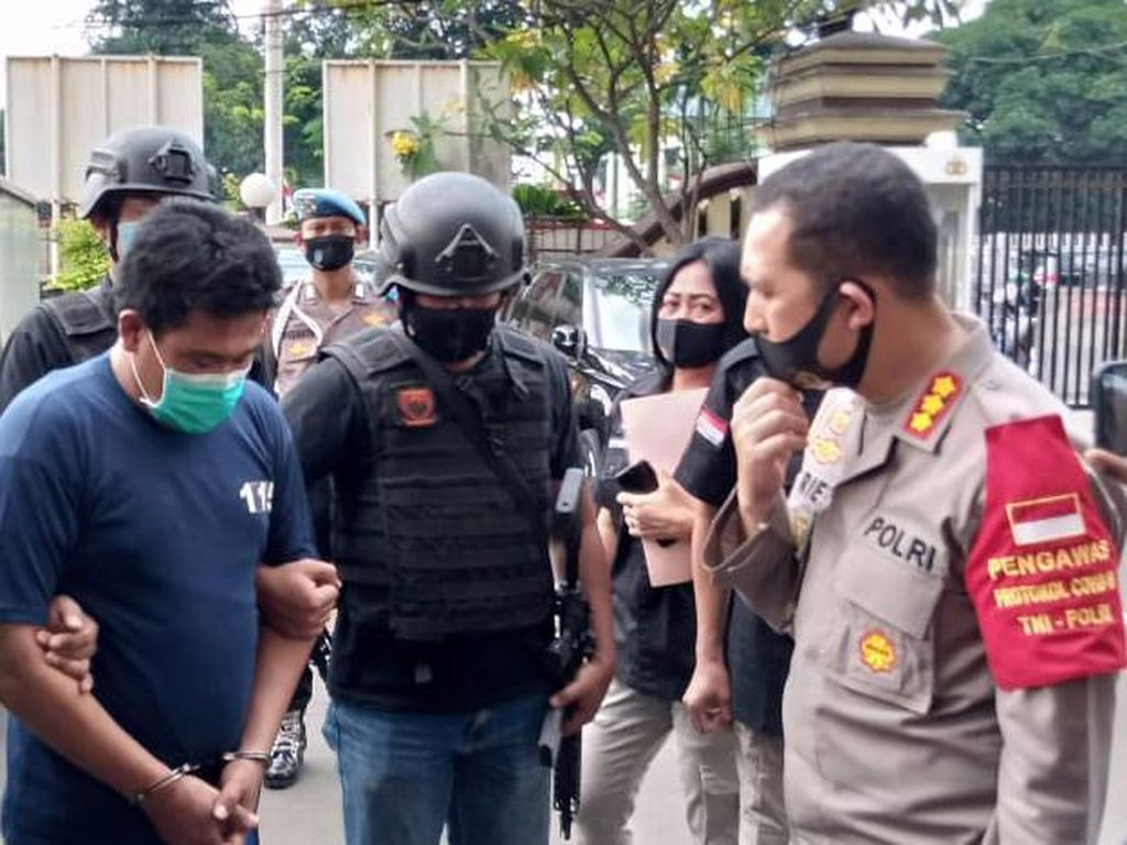 Aksi Bengis Ayah di Timur Jakarta Aniaya Anak demi Bela Istri