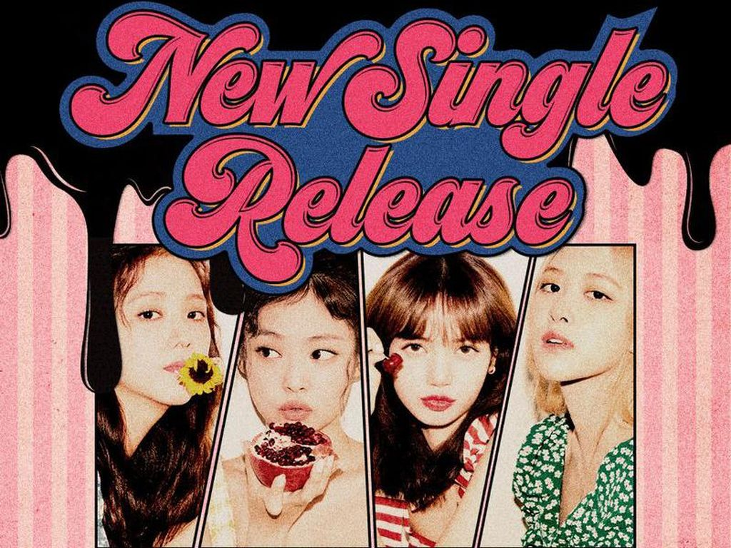 BLINK! Single Terbaru BLACKPINK Rilis 28 Agustus