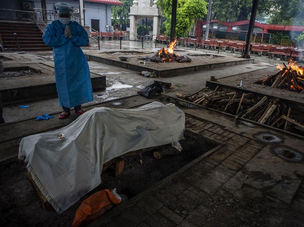 Deretan Negara yang Terapkan Kremasi untuk Jasad Pasien Corona