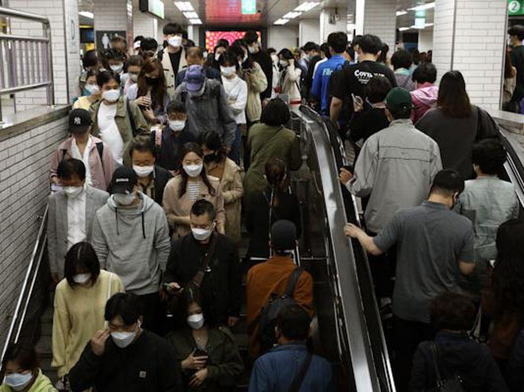 Marak Kasus Impor Covid-19, Korea Selatan Perketat Syarat Masuk Pendatang
