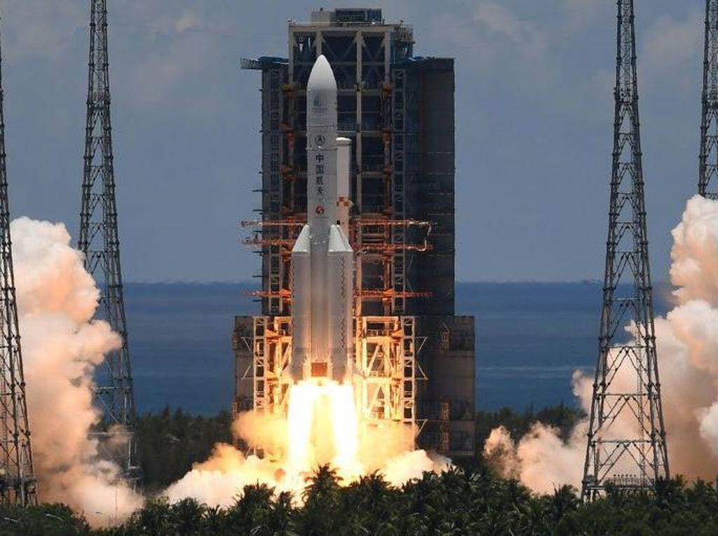 Fakta CNSA, Kibarkan Bendera China di Bulan Hingga Bawa Sampelnya ke Bumi
