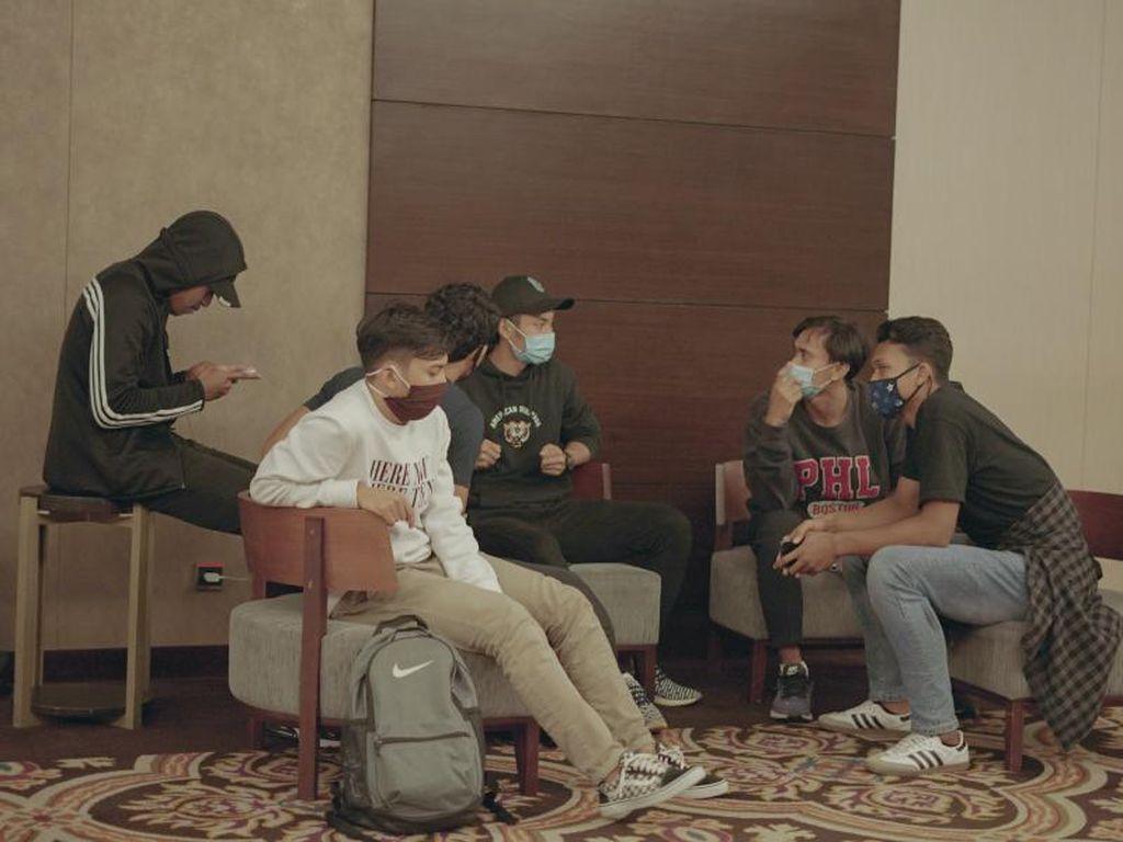 Mulai Berkumpul, Pemain Timnas Indonesia Langsung Rapid Test