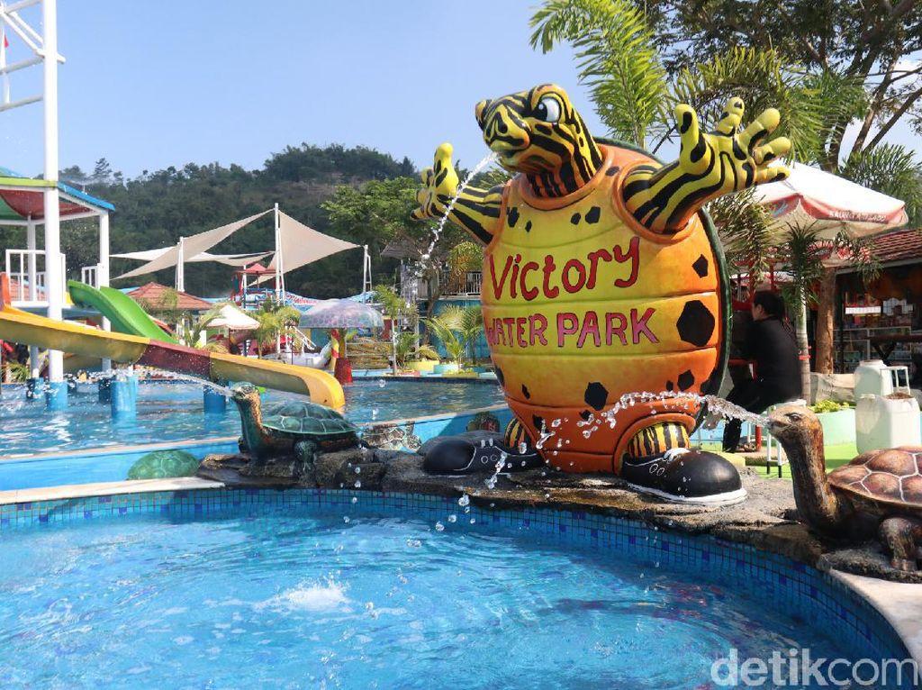 Foto: Waterpark Baru yang Seru di Ciwidey