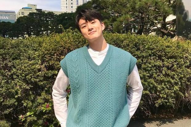 potret ganteng aktor Korea Shin Seung Ho