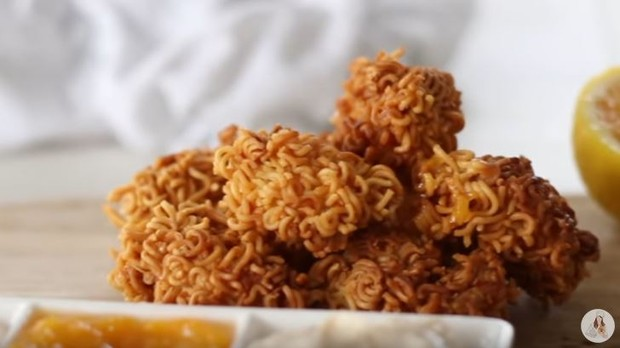Mie Nuggets