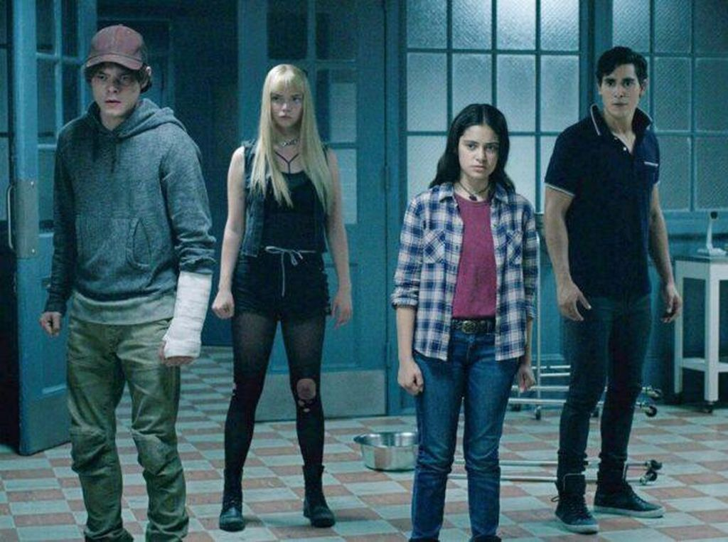 Ini Trailer The New Mutant Versi San Diego Comic-Con