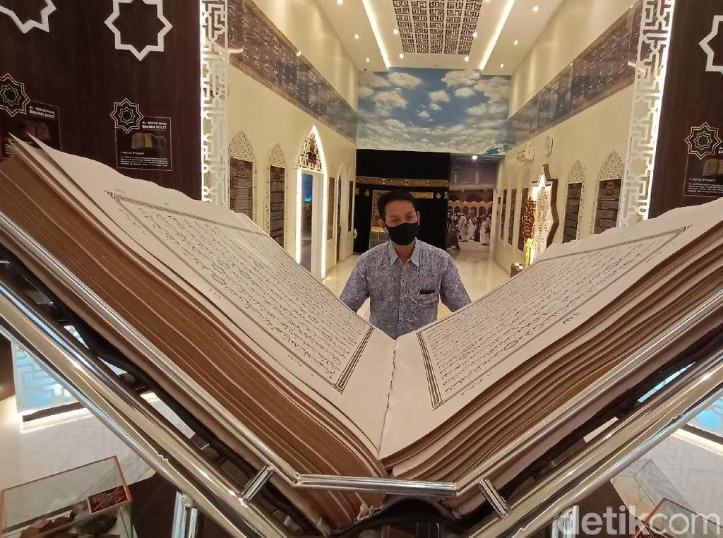 Museum Gusjigang Pamerkan Al Quran Spesial