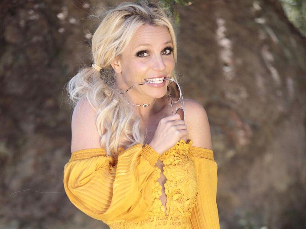 Disebut Tak Akan Tampil Lagi, Britney Spears Unggah Kata-kata Penyemangat