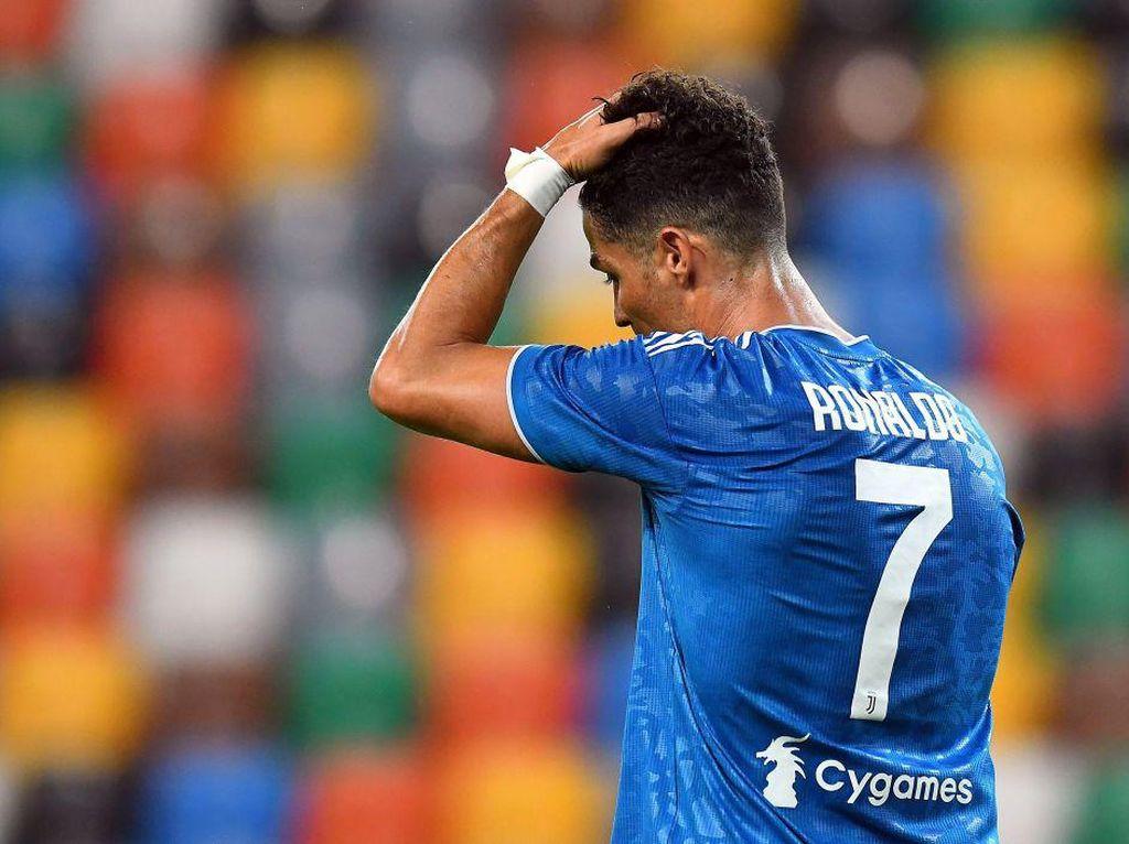 Yang Sabar, Cristiano Ronaldo