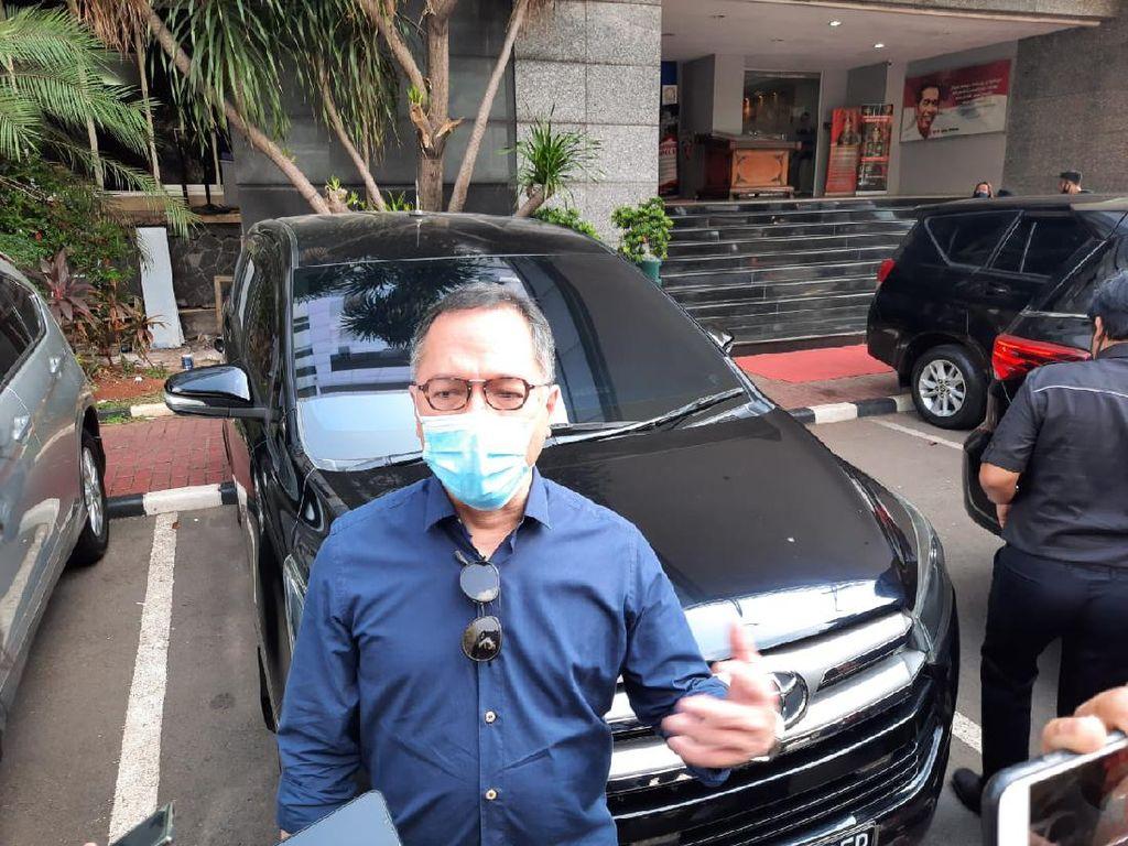 Datangi Polda, Pimpinan Metro TV Optimis Kasus Yodi Prabowo Segera Tuntas