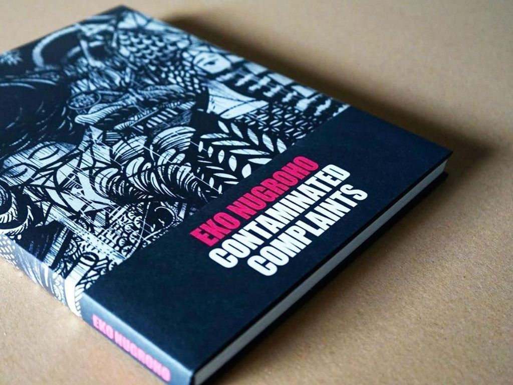 Eko Nugroho Rilis Buku Monograf soal Dokumentasi Berkarya Selama 10 Tahun