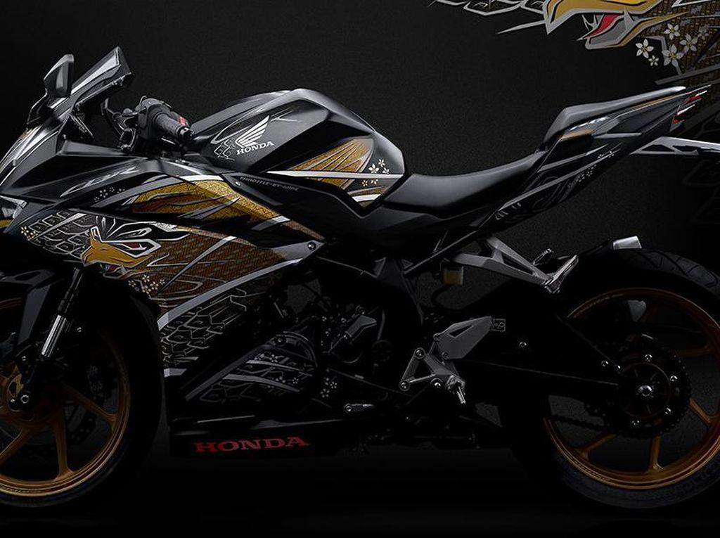Potret Honda CBR250RR yang Makin Canggih dengan Teknologi MotoGP