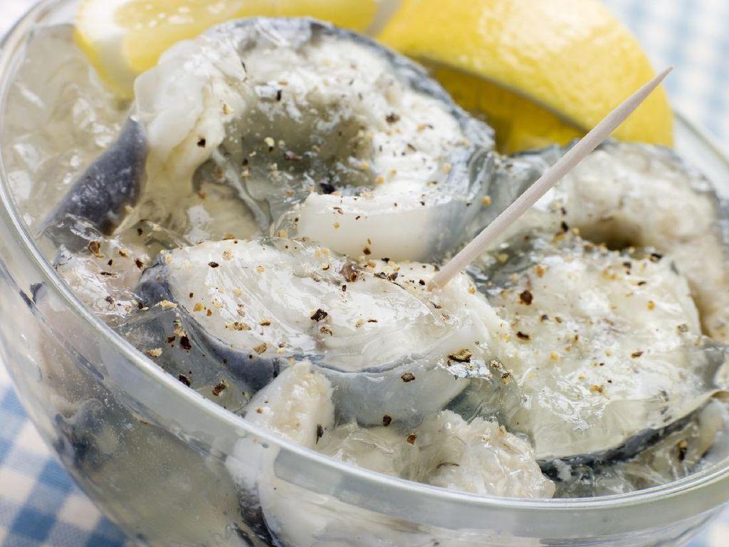 Fakta Menarik Jelly Belut, Makanan Tradisional Inggris Berusia 150 Tahun