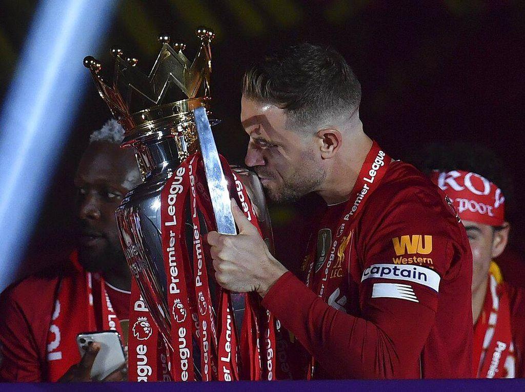 Pemain Terbaik Liga Inggris versi Jurnalis: Jordan Henderson