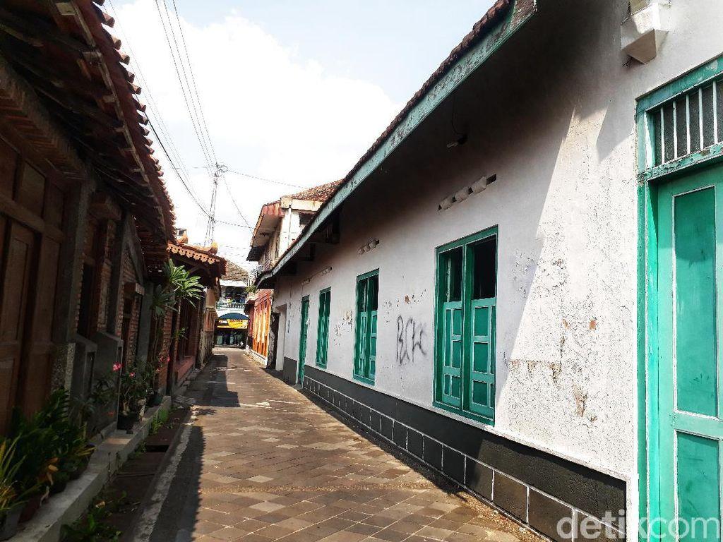 3 Perkampungan di Yogyakarta dengan Arsitektur Jawa-Belanda