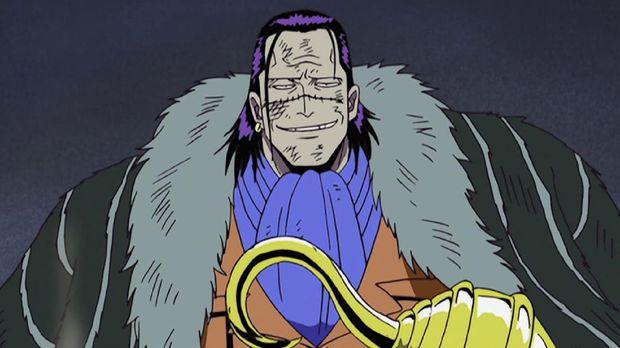 Karakter One Piece Crocodile