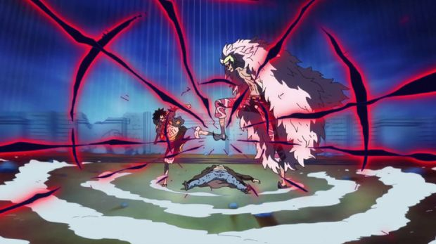 Karakter One Piece Haki