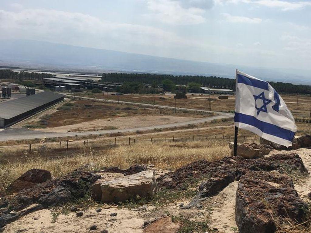 Mengapa Israel Urung Duduki Tepi Barat?