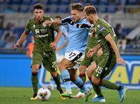 Lazio Vs Cagliari: Immobile Menangkan Si Elang
