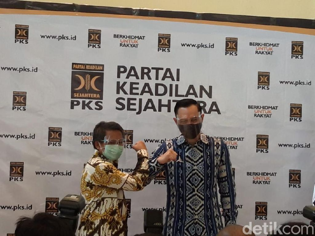 AHY: Banyak Kebersamaan Antara Kader PKS-Demokrat di Pilkada