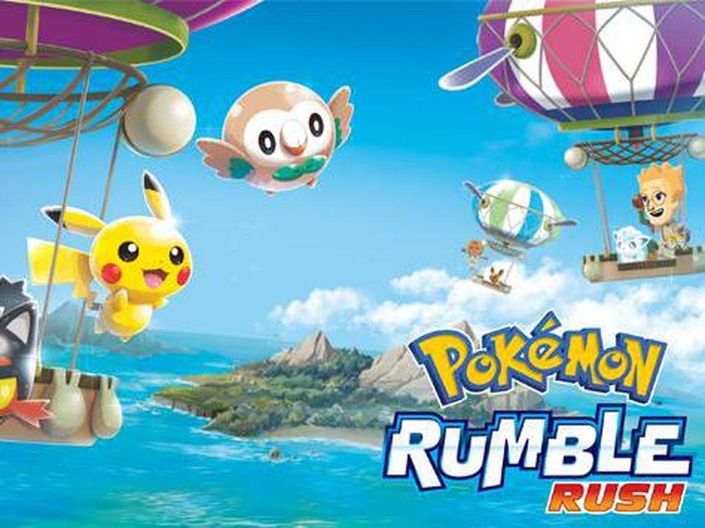 Game Pokemon Ini Dimatikan Nintendo Karena Tak Laku
