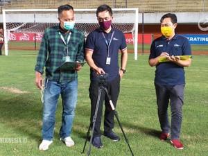 Persiapan Shopee Liga 1, PT LIB Inspeksi Stadion & Hotel di Yogyakarta