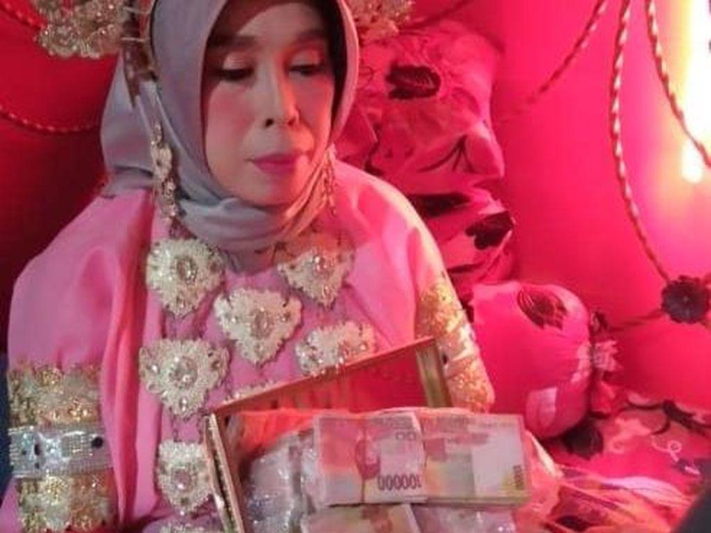 Janda di Bone Sulsel Dilamar Duda dari Jakarta, Maharnya Rp 100 Juta