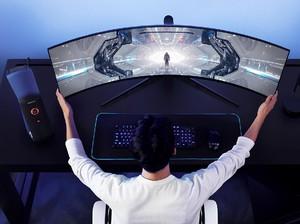 Samsung Boyong Monitor Super Melengkung ke Indonesia