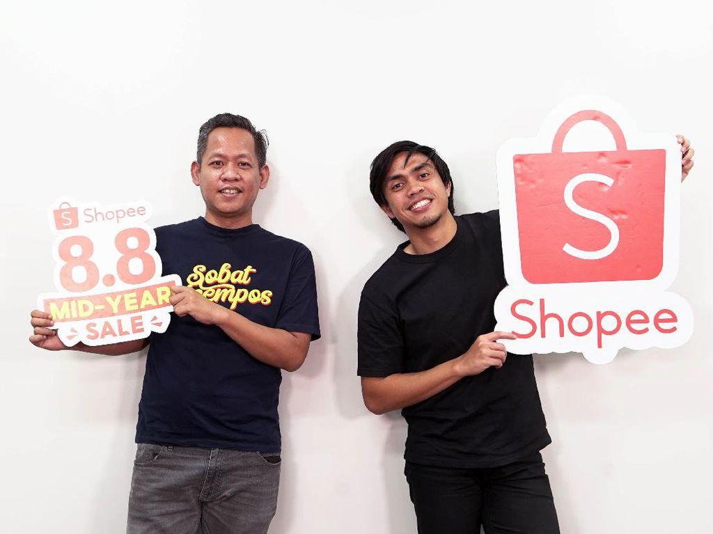 Salip Tokopedia, Shopee Jadi e-Commerce yang Paling Sering Dikunjungi