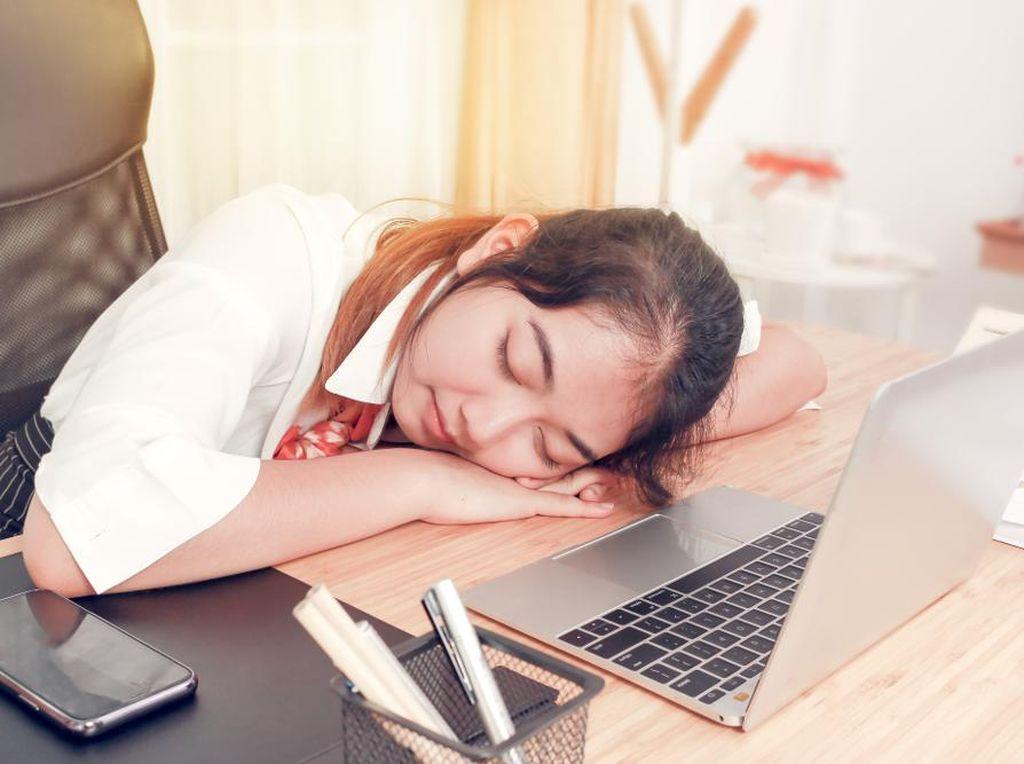 Intip Tips Melakukan Power Nap di Tempat Kerja agar Lebih Produktif