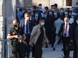 Hagia Sophia hingga Gereja Bersejarah Chora Jadi Masjid di Era Erdogan