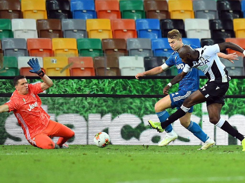 Klasemen Liga Italia: Pesta Juventus Tertunda, Lazio Kunci Empat Besar