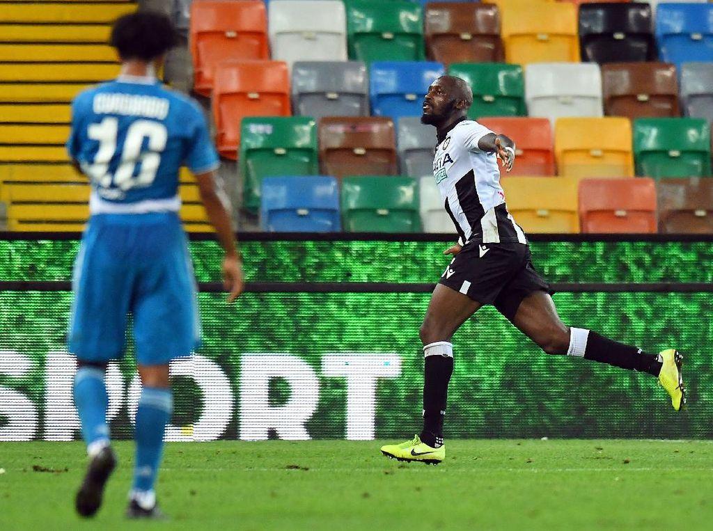 Data dan Fakta Usai Udinese Vs Juventus
