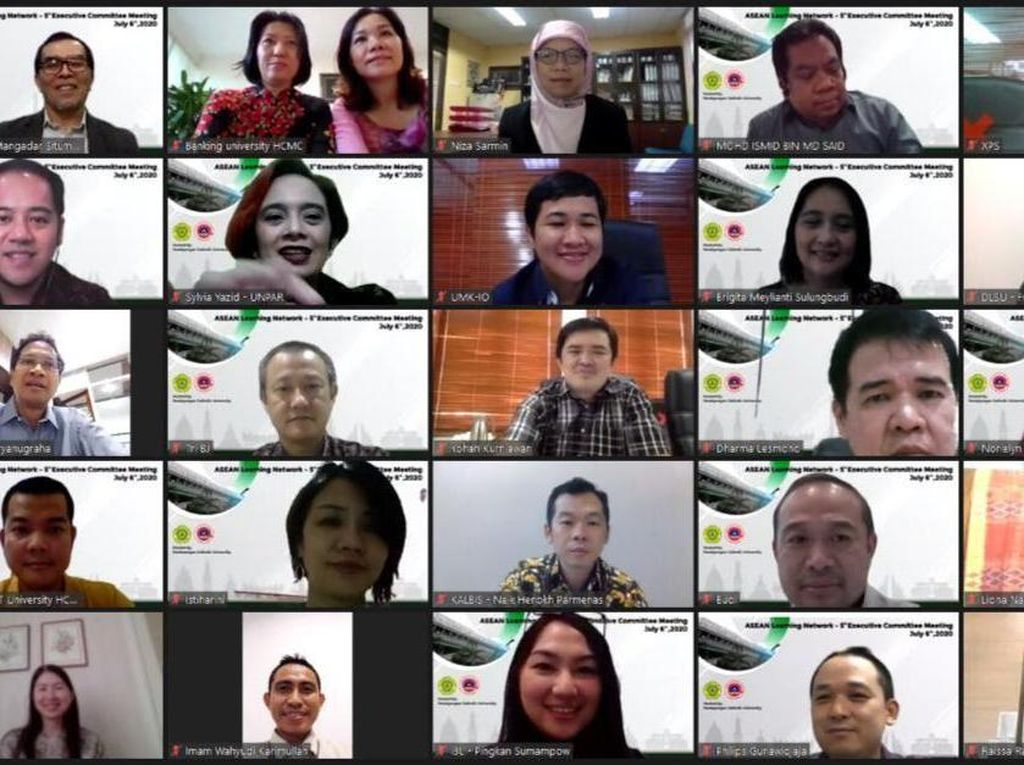 Tantangan Perguruan Tinggi ASEAN di Masa Pandemi