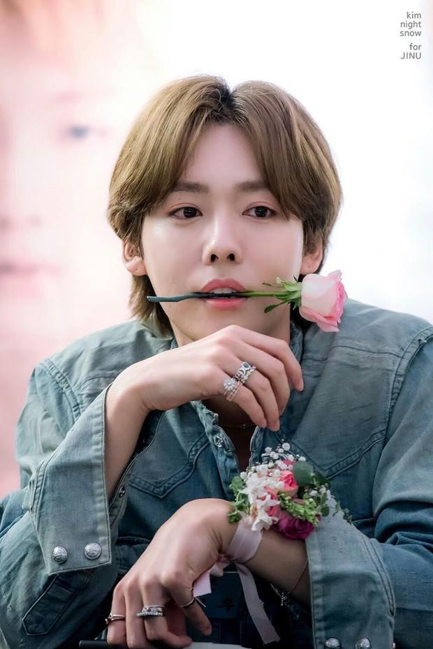 Visual Jinwoo Sekarang/ Foto: Koreaboo
