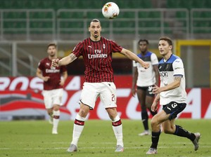 Milan Vs Atalanta: Rossoneri Tahan Imbang La Dea 1-1