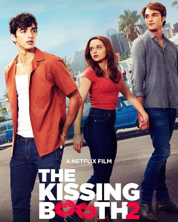 Sudah Tayang di Netflix, Ini Sinopsis Film Kissing Booth 2