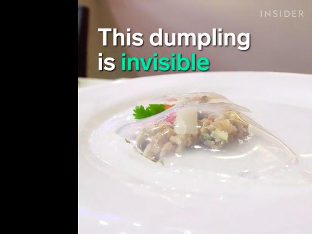 Cantik dan Unik, Dumpling Isi Buah dan Kacang Ini Dilapisi Kulit Transparan