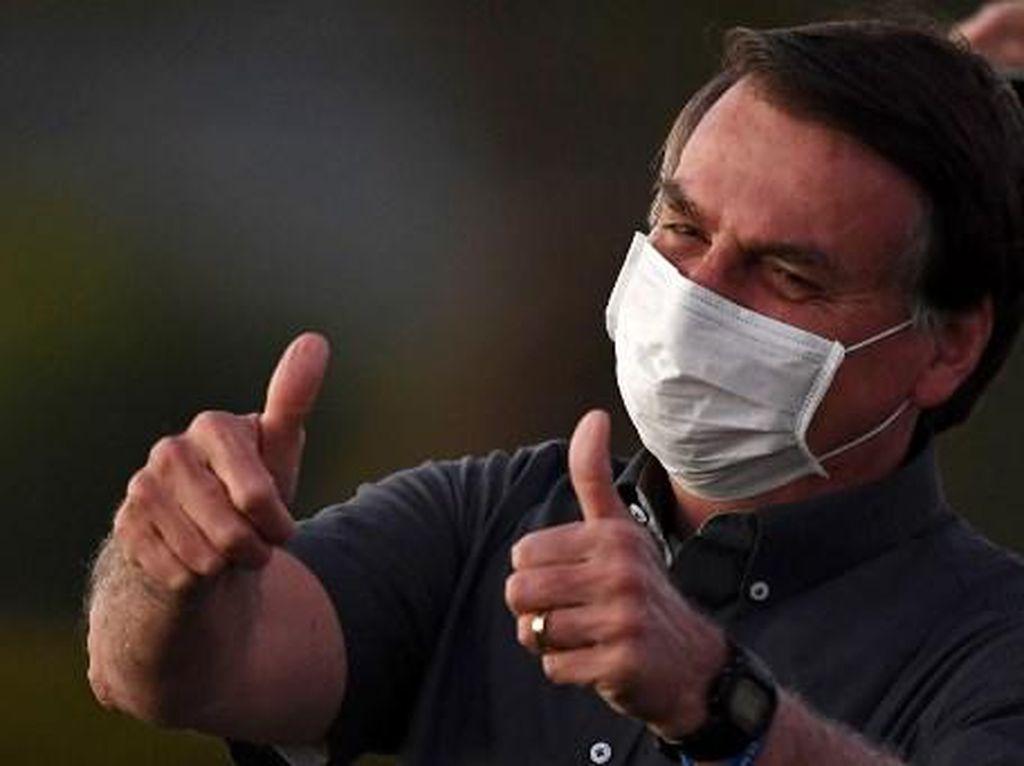Presiden Brasil Pulang dari RS Usai Operasi Kandung Kemih