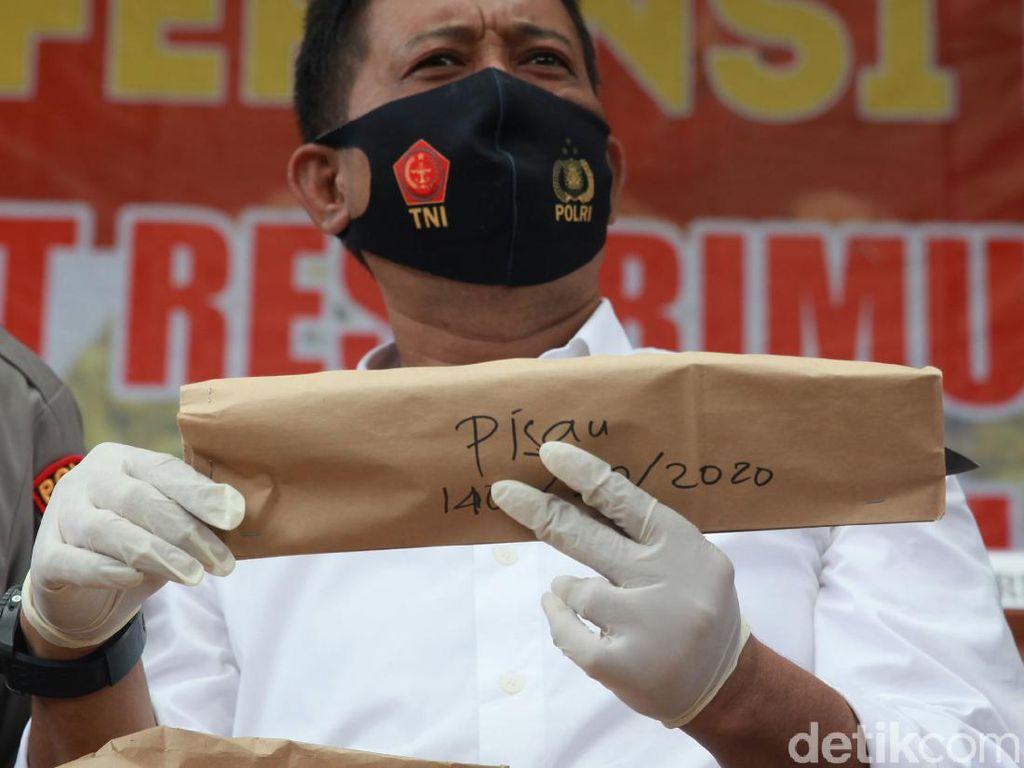 Polisi Ungkap Momen Editor Metro TV Beli Pisau Sebelum Diduga Bunuh Diri