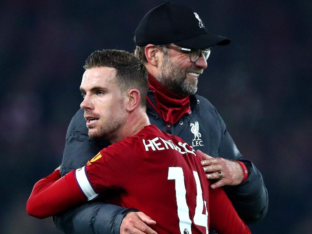 Klopp: Henderson Pantas Jadi Pemain Terbaik Liga Inggris