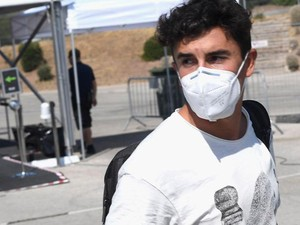 Marc Marquez Dapat Peringatan Begini dari Mantan Dokter MotoGP