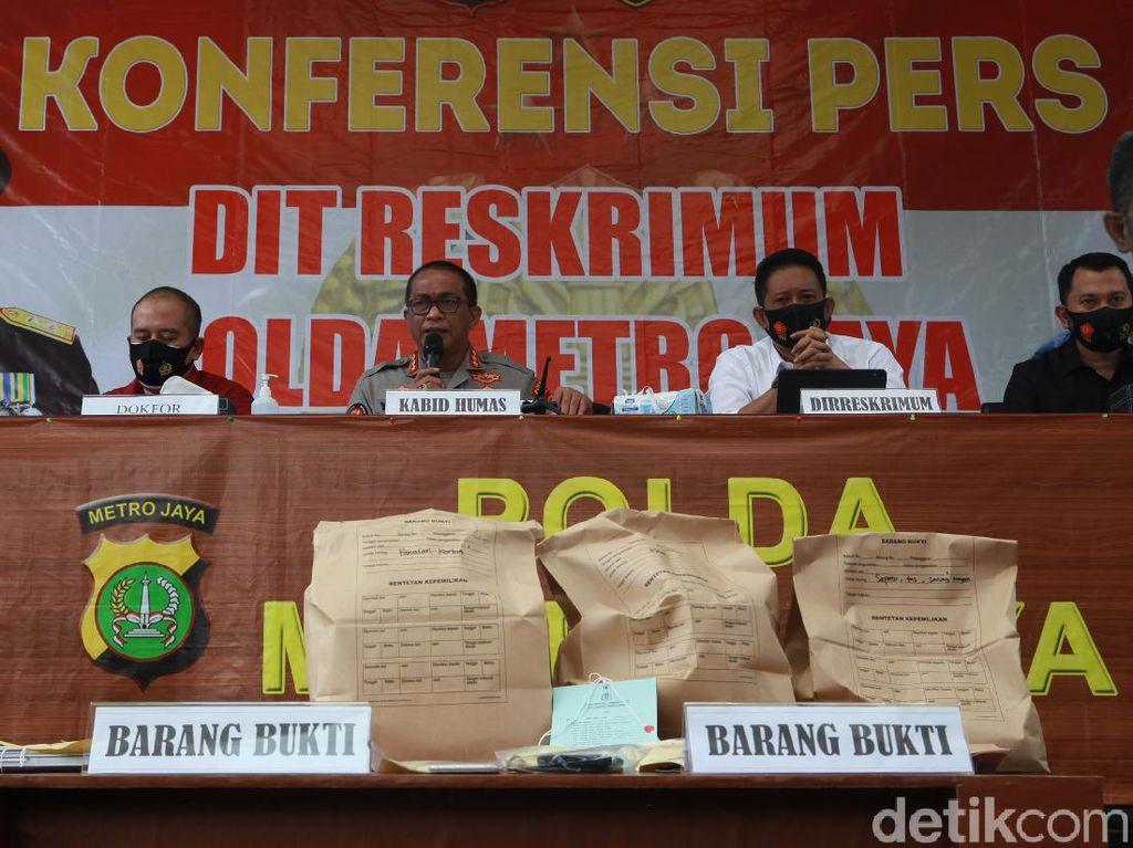 Polisi Duga Yodi Prabowo Depresi Usai Cek ke Dokter Kulit dan Kelamin