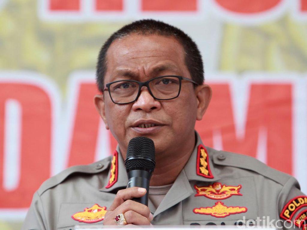 Soal Wacana Damai Hadi Pranoto-Pelapor, Polisi: Proses Hukum Masih Berjalan