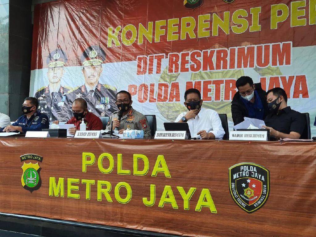 Polisi: Editor Metro TV Yodi Prabowo Diduga Kuat Bunuh Diri