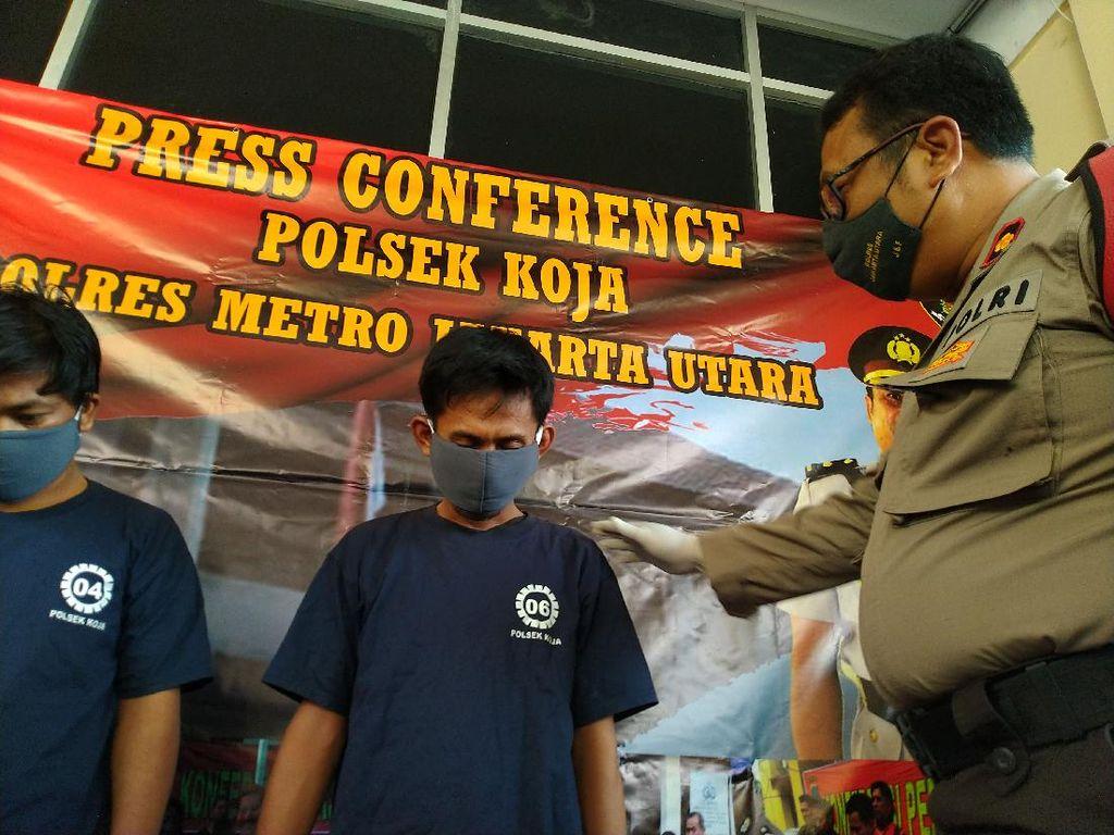 Petugas PPSU Cilincing Penjual Sabu Diputus Kontrak