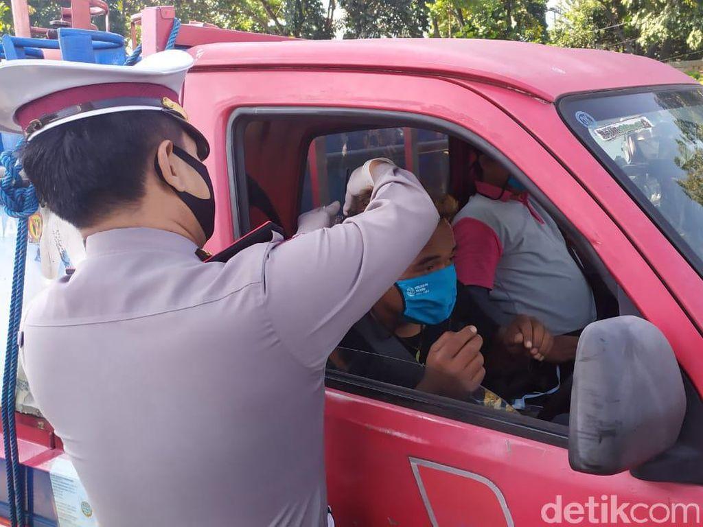 Mulai Senin Besok, Razia Masker di Bandung Digencarkan