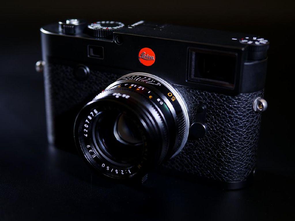 Kamera Leica M10-R Punya Kualitas Gambar Paling Baik di Seri M